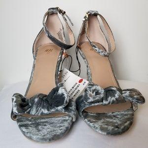 NEW H&M Open-toe Shoes